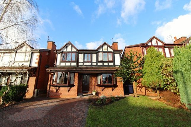 Thumbnail Detached house for sale in Fettler Close, Swinton, Manchester