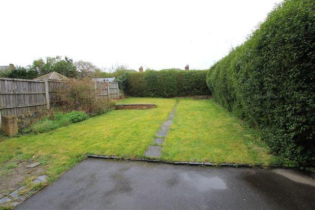Rear Garden of Whitehill Road, Brinsworth, Rotherham S60