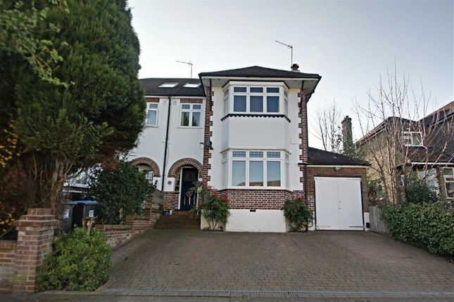 Thumbnail Semi-detached house for sale in Belham Road, Kings Langley