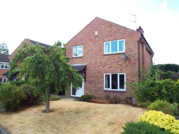 Thumbnail Detached house for sale in Magnolia Court, Beeston, Nottingham