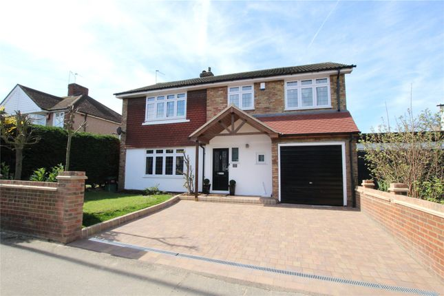 Thumbnail Detached house for sale in Foots Cray Lane, Sidcup, Kent