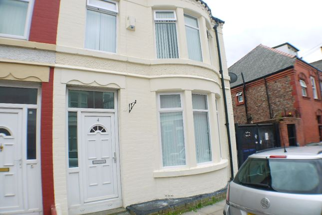 Thumbnail Terraced house for sale in Eastdale Road, Liverpool