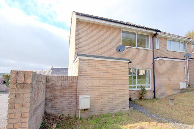 Thumbnail End terrace house for sale in Warraton Green, Saltash