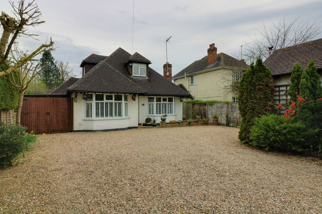 Thumbnail Detached bungalow for sale in Appleford Road, Sutton Courtenay, Abingdon