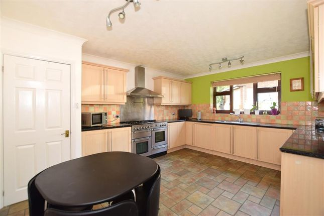 Thumbnail Detached house for sale in Rochester Road, Halling, Rochester, Kent