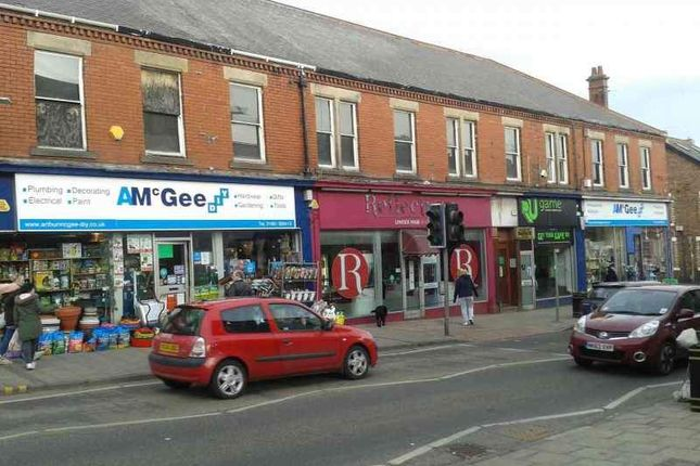 Thumbnail Retail premises to let in Unit 4 10, Front Street, Prudhoe, Northumberland