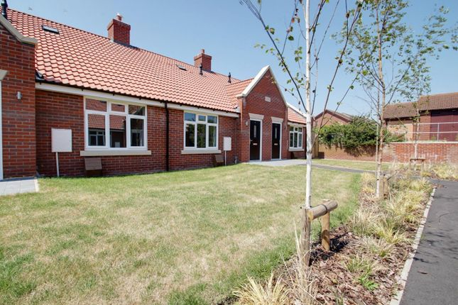 Thumbnail Semi-detached bungalow for sale in Plot 5, Ernest Luff Court, Luff Way, Walton-On-The-Naze