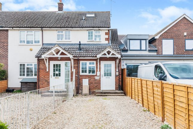 2 bed end terrace house for sale in Royston Road, Barkway, Royston SG8