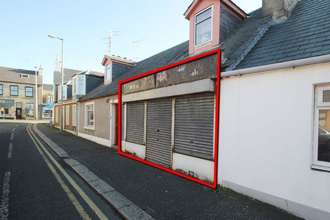 Commercial property for sale in 3A, Duncan Street, Girvan KA269Ax