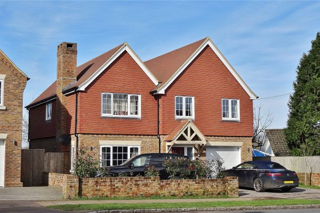 5 bed detached house for sale in London Road, Ashington, West Sussex RH20