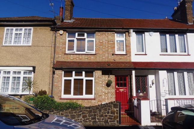 Thumbnail Terraced house for sale in Oakhurst Road, Enfield