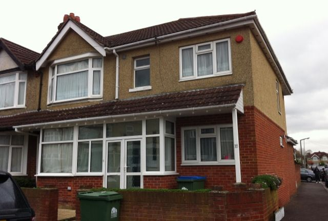 Thumbnail Property to rent in Blenhiem Gardens, Highfield, Southampton