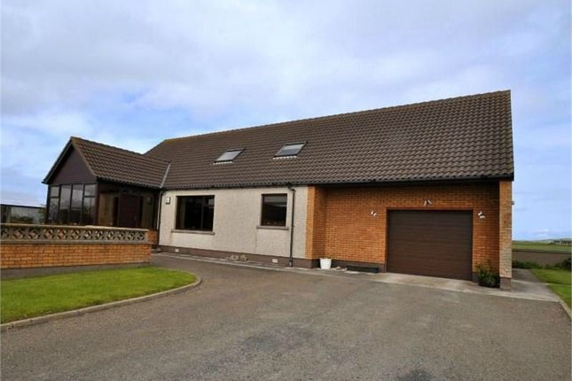 5 bed detached house for sale in Stenness, Stromness, Orkney Islands