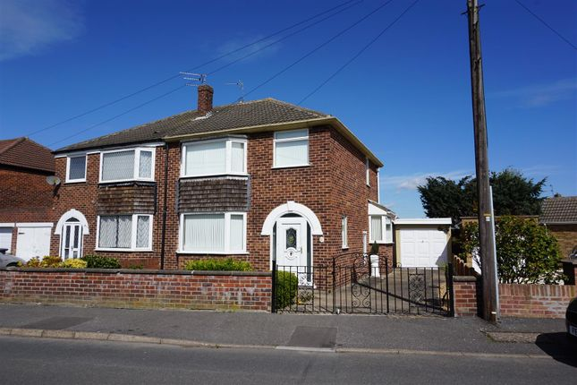 Semi-detached house for sale in The Boulevard, Edenthorpe, Doncaster