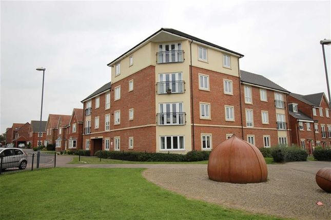 Thumbnail Flat for sale in 12 Bishop Lonsdale Way, Mickleover, Derby