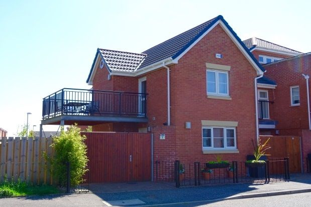 Thumbnail Link-detached house to rent in Cornfoot Crescent, East Kilbride, Glasgow