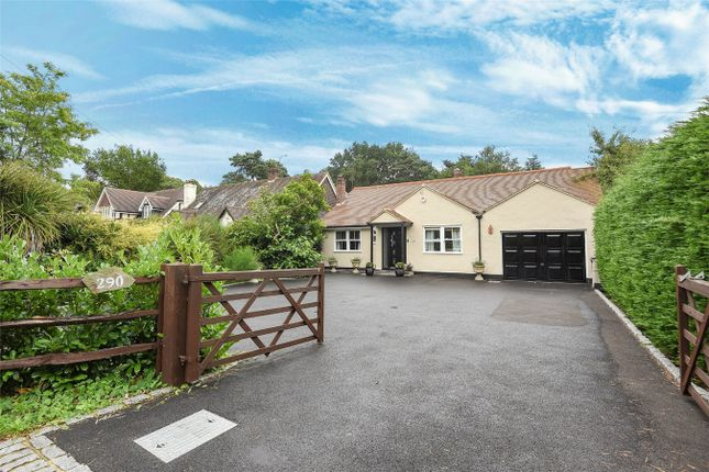 Thumbnail Detached bungalow for sale in Nine Mile Ride, Finchampstead, Berkshire