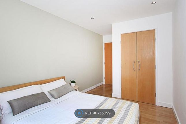 Bedroom of West One Central, Sheffield S1
