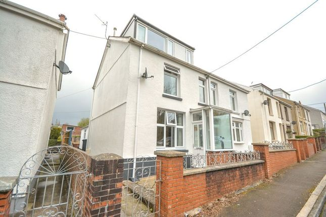 Thumbnail Semi-detached house to rent in Martyns Avenue, Seven Sisters, Neath