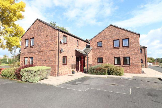 Thumbnail Flat for sale in Wheelbarrow Court, Scotby, Carlisle