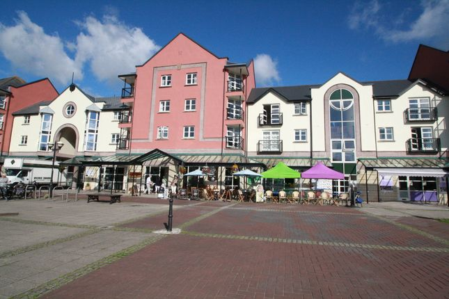 Thumbnail Flat to rent in The Quays, Exeter