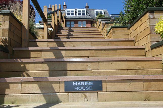 Garden Steps of Hawkhill Road, Rosemarkie, Fortrose IV10
