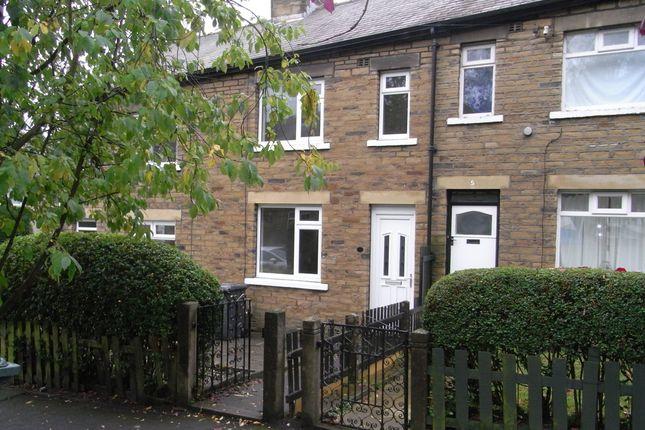 Thumbnail Terraced house to rent in Rhodesia Avenue, Allerton, Bradford