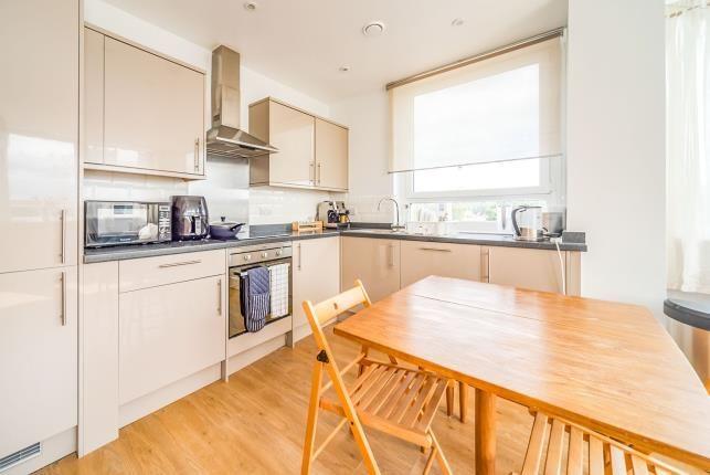 Kitchen of Vista Tower, Southgate, Stevenage, Hertfordshire SG1