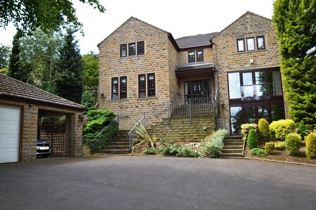 Thumbnail Detached house for sale in Highfield Road, Idle, Bradford
