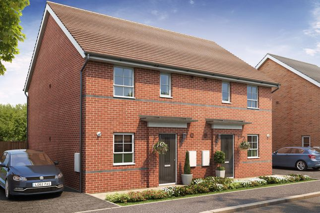 "Thumbnail Terraced house for sale in ""Folkestone"" at High Street, Felixstowe"