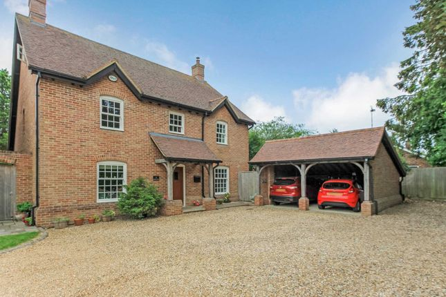 Thumbnail Detached house for sale in Icknield Way, Tring