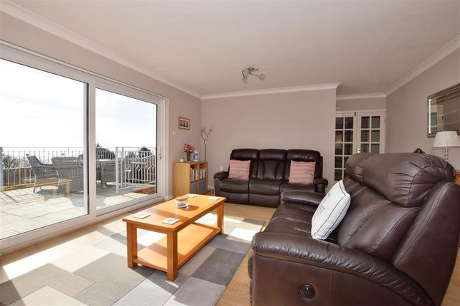 Thumbnail Detached bungalow for sale in Castle Court, Ventnor, Isle Of Wight