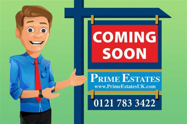 Thumbnail Detached house for sale in Clay Lane, South Yardley, Birmingham