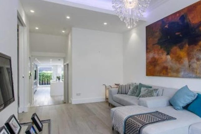 Thumbnail Flat to rent in Napier Road, London