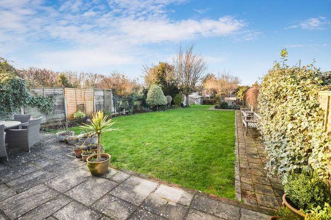 Rear Garden of Lionel Avenue, Wendover, Aylesbury HP22