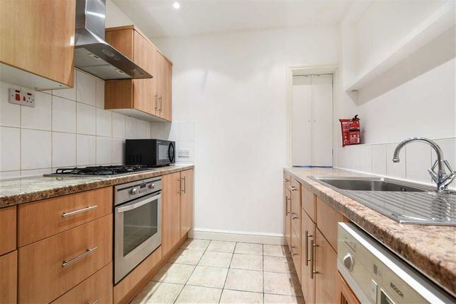 Thumbnail Property to rent in Fontenoy Road, London
