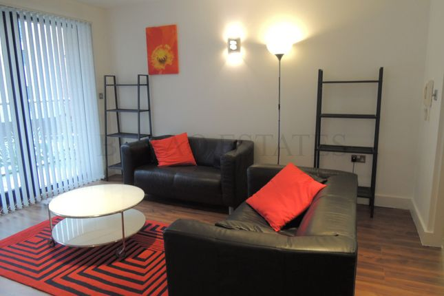 Thumbnail Flat to rent in Medlock Place, Burnage