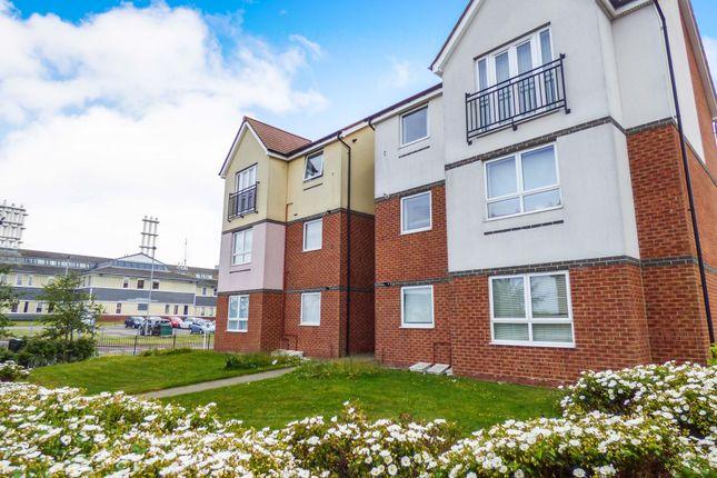 Thumbnail Flat to rent in Hindmarsh Drive, Ashington