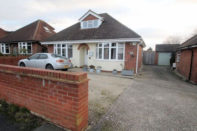 Thumbnail Detached bungalow to rent in New Drive, High Wycombe