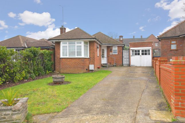 Thumbnail Detached bungalow for sale in Lindal Crescent, Enfield