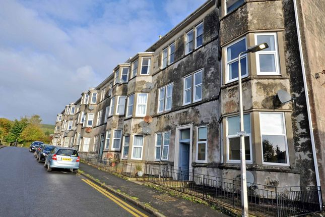 1 bed flat for sale in 1 Alexandria Terrace, William Street, Dunoon PA23