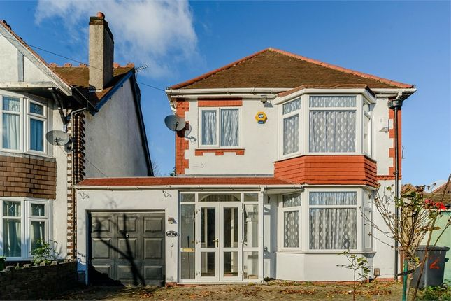 Thumbnail Detached house for sale in Manor Road, Oxley, Wolverhampton, West Midlands