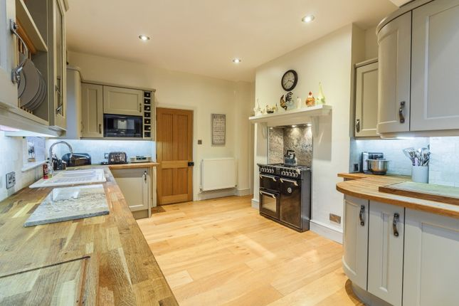 Thumbnail Detached house for sale in Main Street, Coalville, Leicestershire