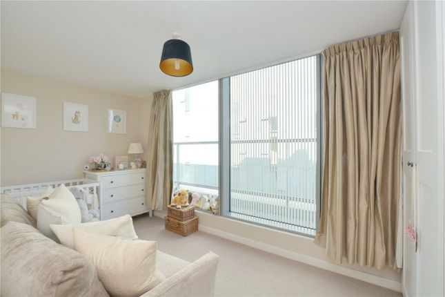 Bedroom of Atrium Heights, 4 Little Thames Walk, Deptford, London SE8