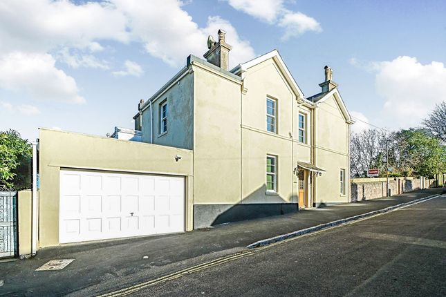 Thumbnail Semi-detached house for sale in St. Lukes Road North, Torquay
