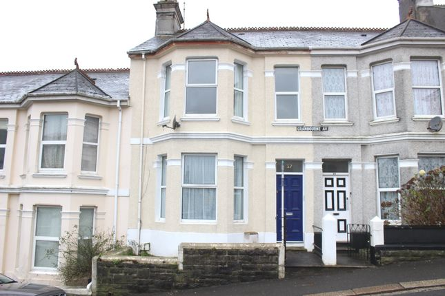 Thumbnail Flat to rent in Cranbourne Avenue, Plymouth