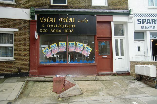 Thumbnail Retail premises to let in 183 Acton Lane, London