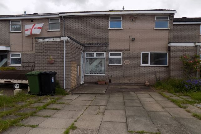 Thumbnail Terraced house to rent in Kipling Rise, Tamworth