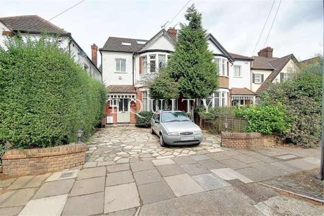 Thumbnail Semi-detached house for sale in Summerhill Grove, Enfield