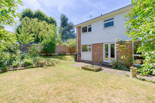 Thumbnail Detached house for sale in Belle Vue Road, Ware